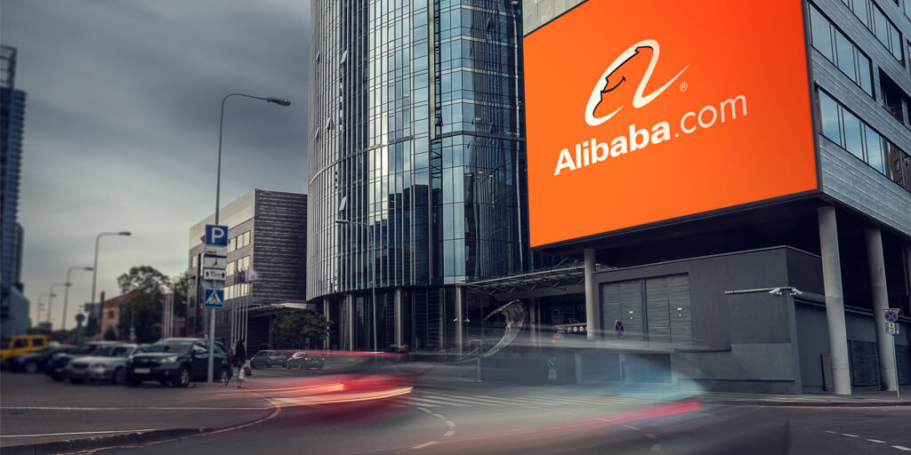 Alibaba: China's ecommerce giant highlighted