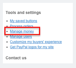 how to add 2 taxes in paypal