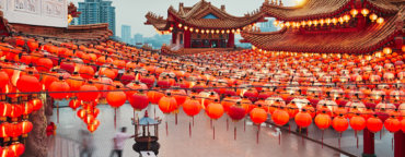 Global Ecommerce: lanterns in China