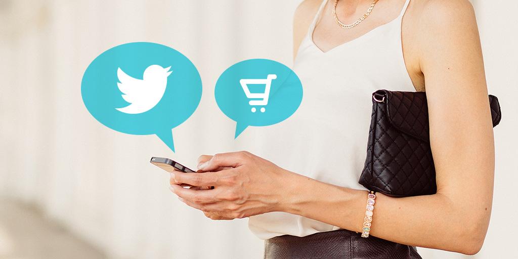 ecommerce twitter