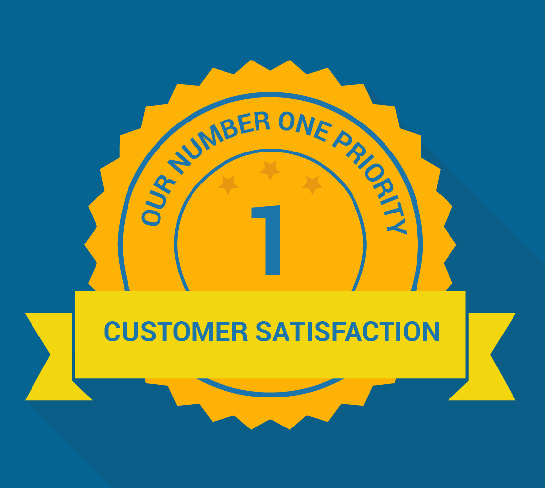 priority customer satisfaction