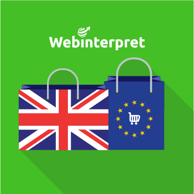 webinterpret sales customers brexit