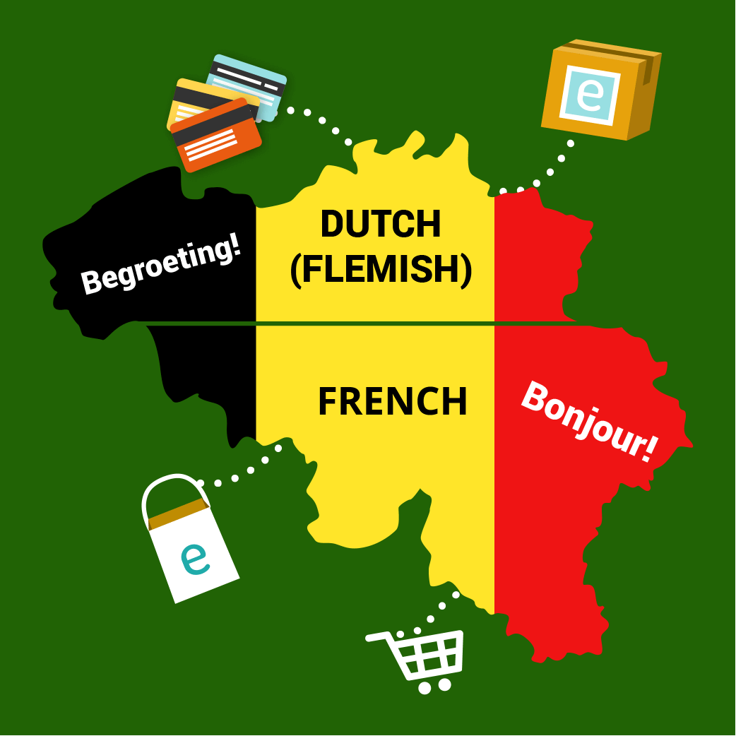 belgium ecommerce multilingual