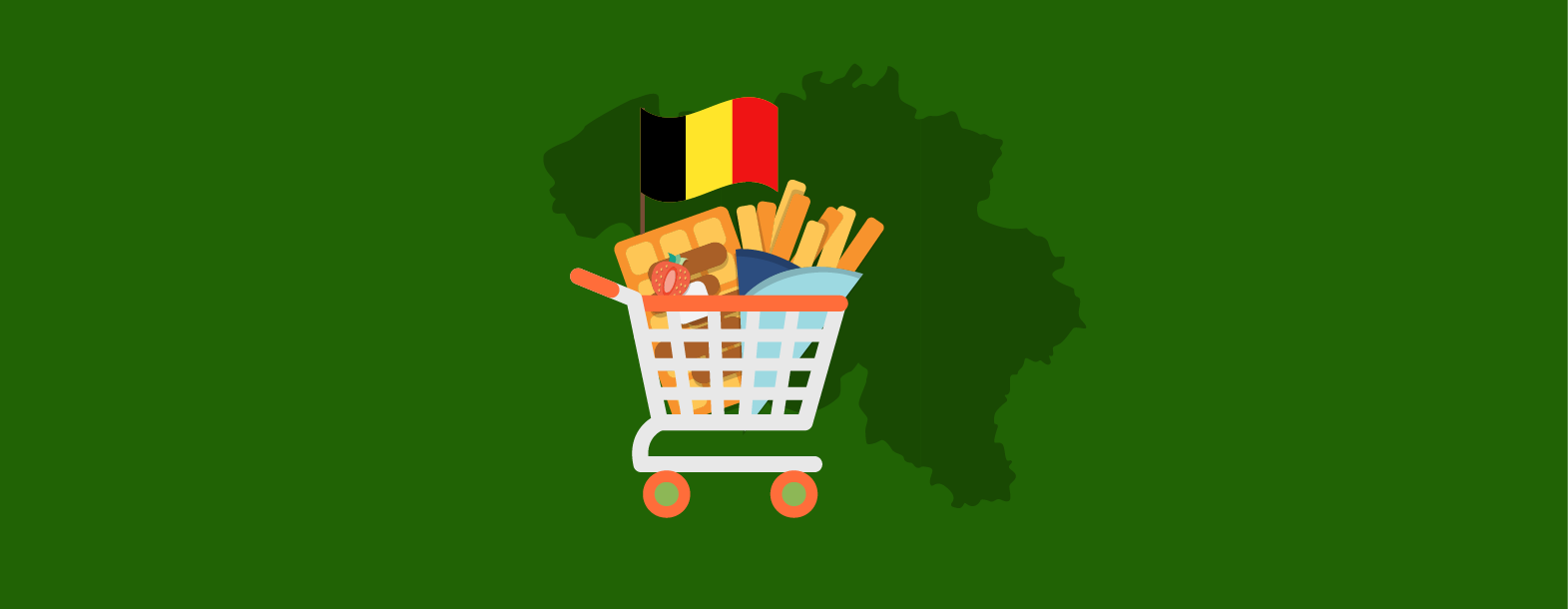Boost your online sales. Next global ecommerce stop: Belgium