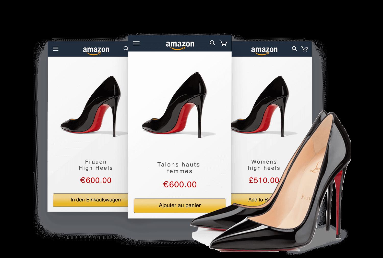 Amazon Plug & Play International Ecommerce