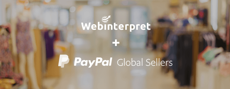 Webinterpret and PayPal launch newest cross-border solution