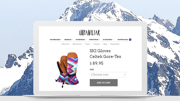 [Case Study] Unfamiliar sees 24% uplift in sales