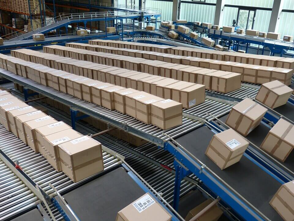 international ecommerce fulfillment centre
