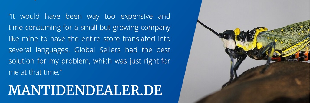 [Case Study] Mantiden Dealer boosts its international sales by 20%