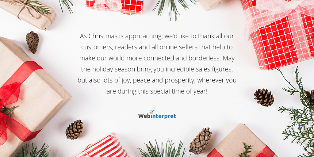 webinterpret christmas wishes red