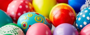 Ecommerce at Easter: Easter Eggs