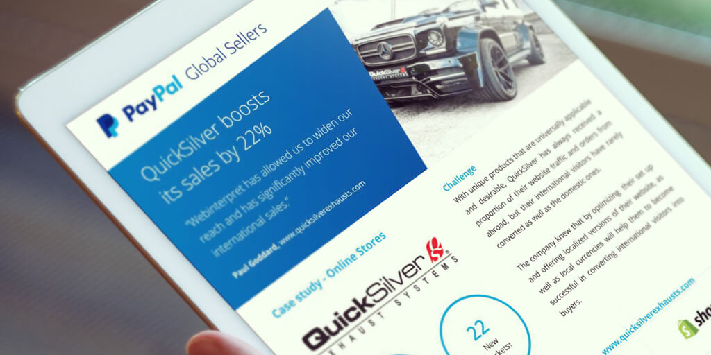 [Case Study] QuickSilver boosts  its sales by 22%