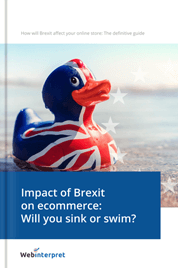 Brexit vs. ecommerce: FREE guide