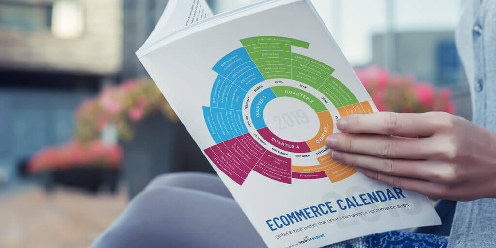 global ecommerce calendar download