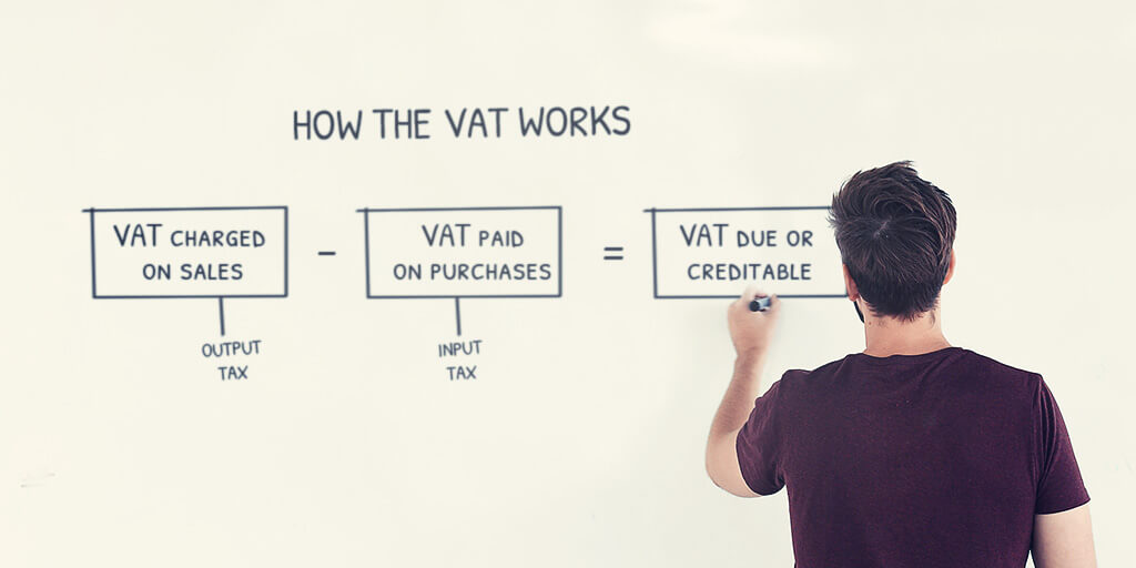 global ecommerce input output vat