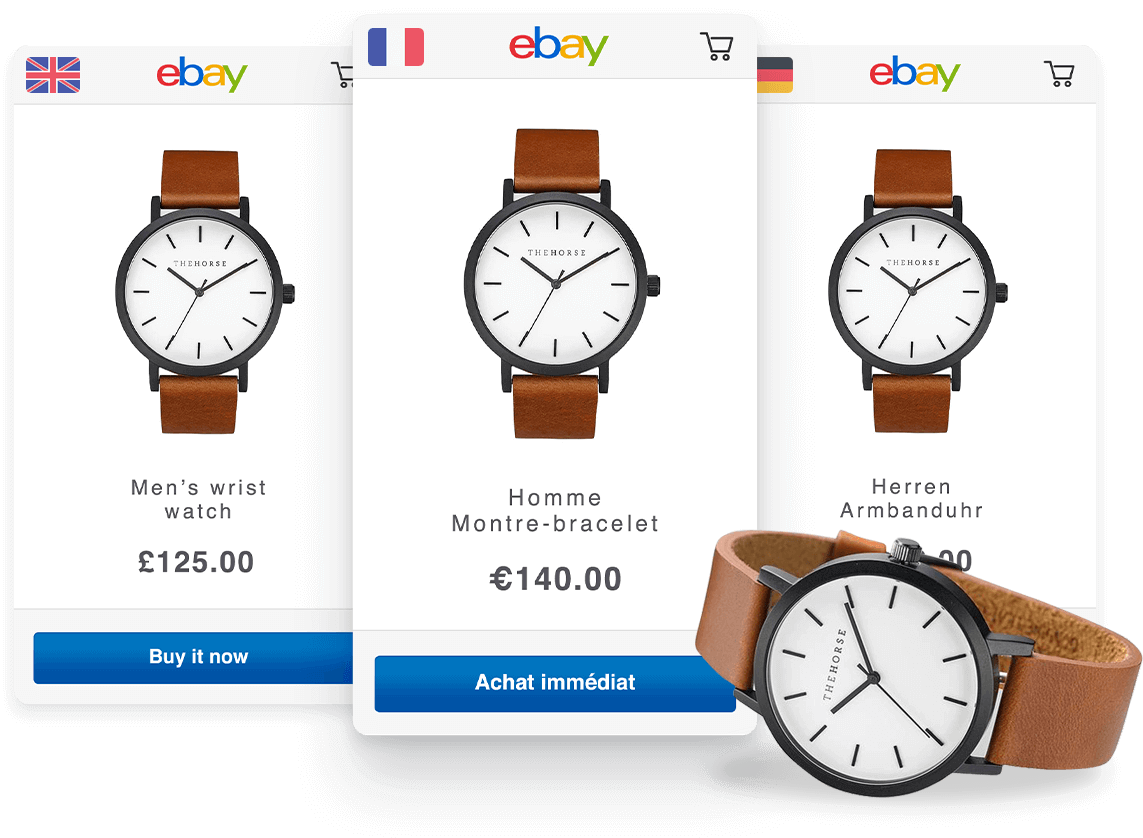 Webinterpret - Plug & Play International Ecommerce