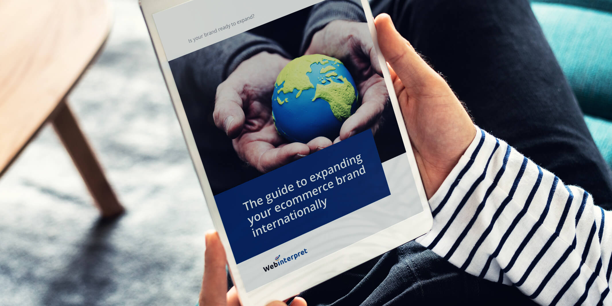 [FREE guide] Expanding your ecommerce brand internationally