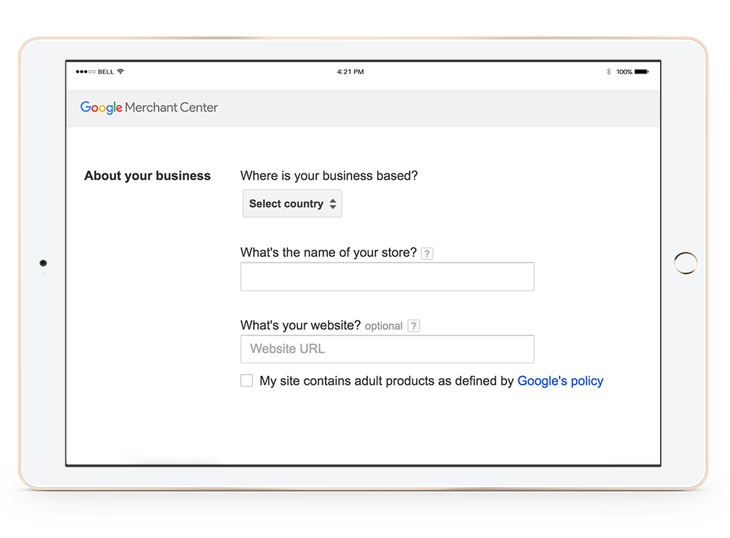 google-shopping-ecommerce-merchant-center-screen
