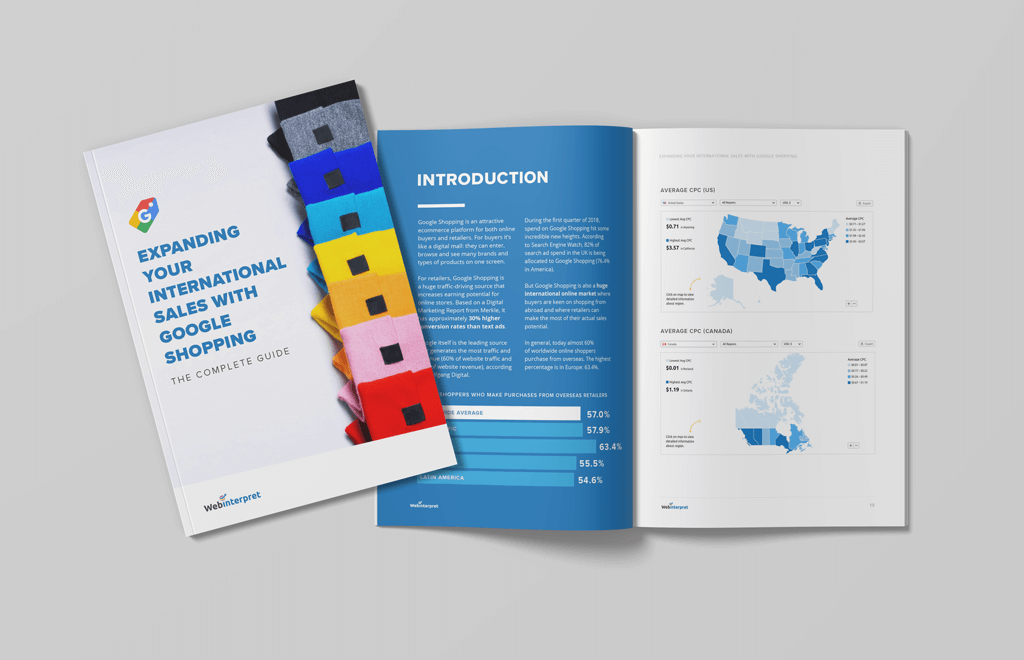 International Google Shopping: ecommerce guidebook