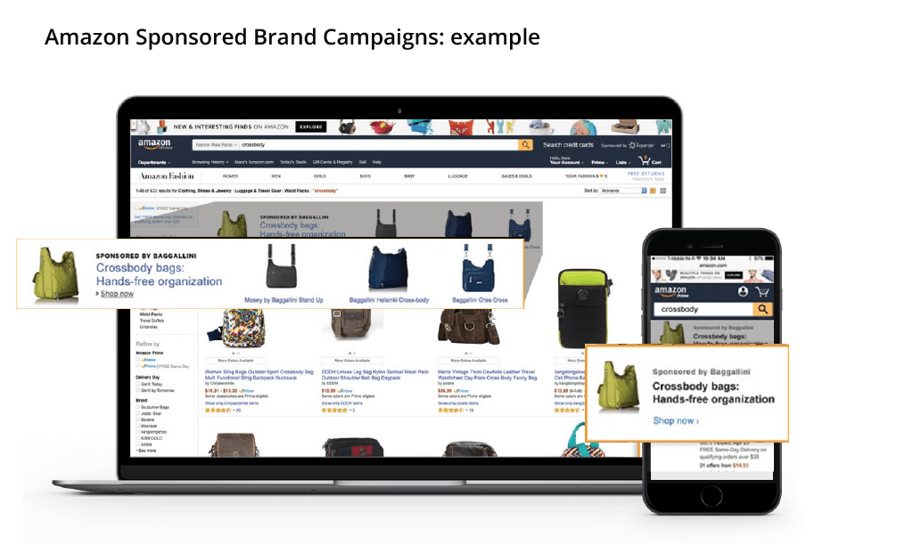 amazon advertising sponsored brands