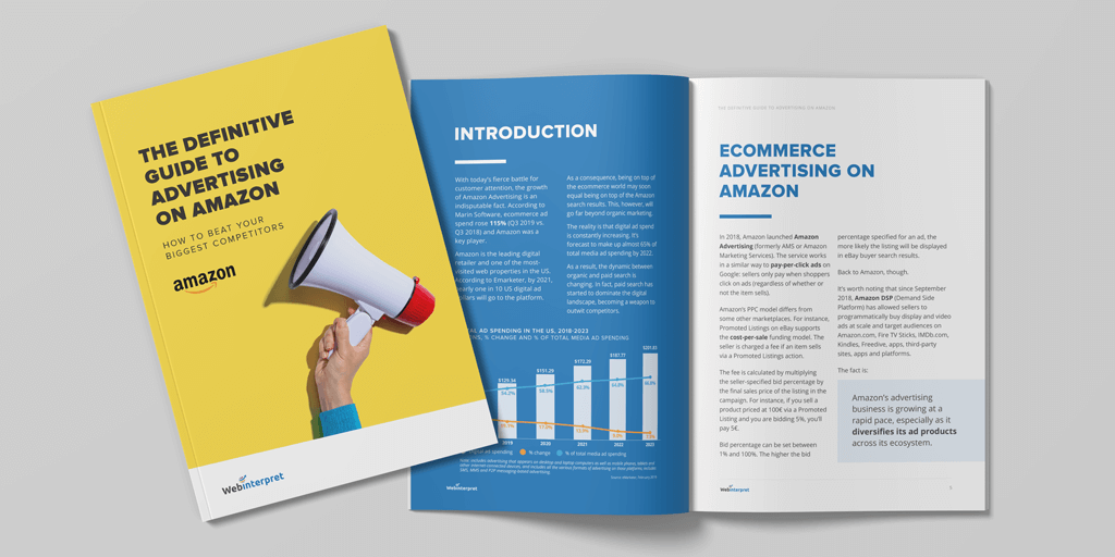 Amazon Advertising: all you need to know [FREE guide]