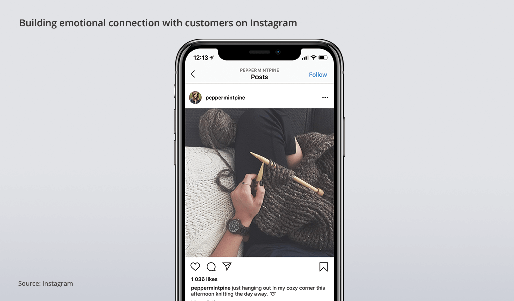 instagram ecommerce connecting with customers