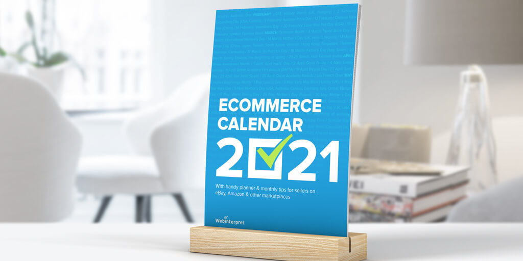 ecommerce calendar 2021 cover