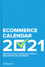 Ecommerce Calendar 2021: Download