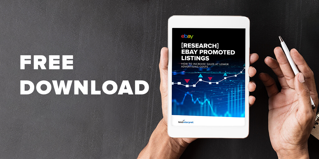 eBay promoted listings research download